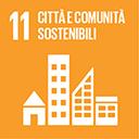 Rendere le città e le comunità <br>inclusive e sostenibili