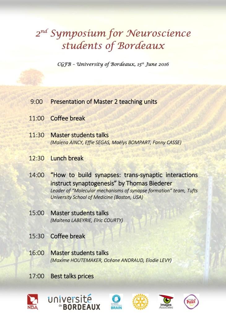 Program 2nd Symposium Neuro