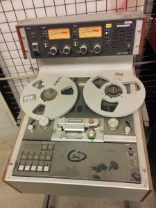 This Studer A810 has seen better days