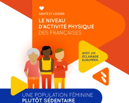 8 Françaises sur 10 font moins de 10 000 pas par jour