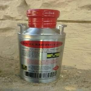 Assured Pharmaceutical | Red Liquid Mercury