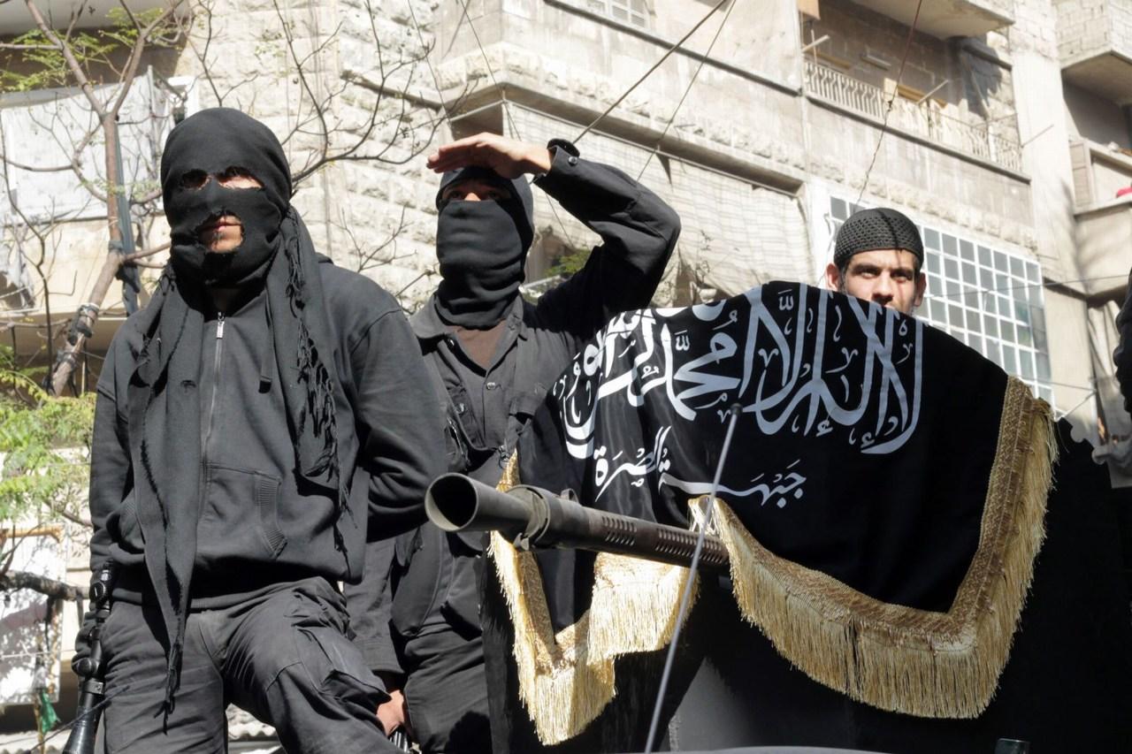 """""""جبهة النصرة"""": صارت على لائحة الإرهاب في تركيا"""