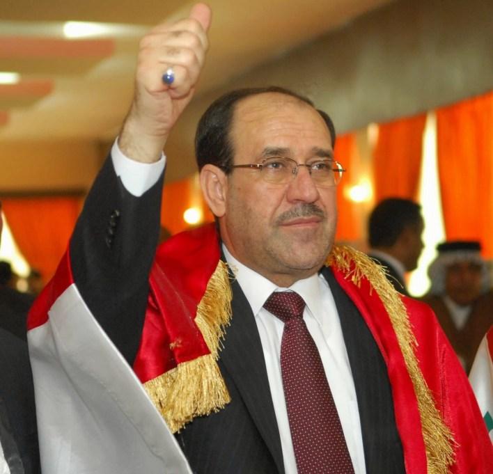 رئيس الحكومة نوري المالكي: أمامه تحديات كبيرة