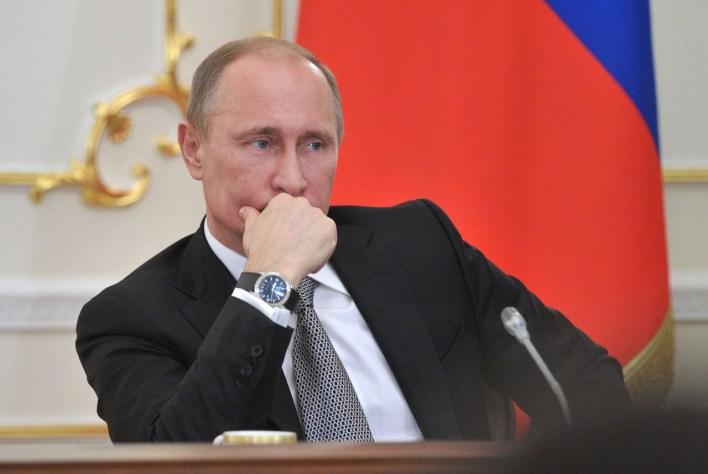 الرئيس فلاديمير بوتين: النفط أعطاه القوة في أوكرانيا