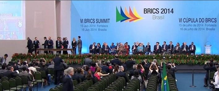 """القمة السادسة لمجموعة دول """"بريكس"""" في """"فورتاليزا"""": الإستقلال عن البنك وصندوق النقد الدوليين؟"""