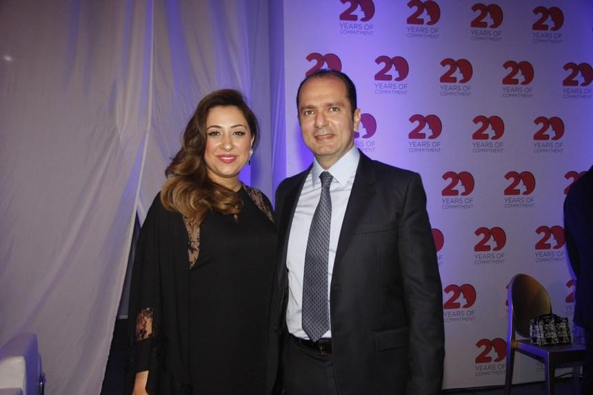 طارق وميرنا خليفة