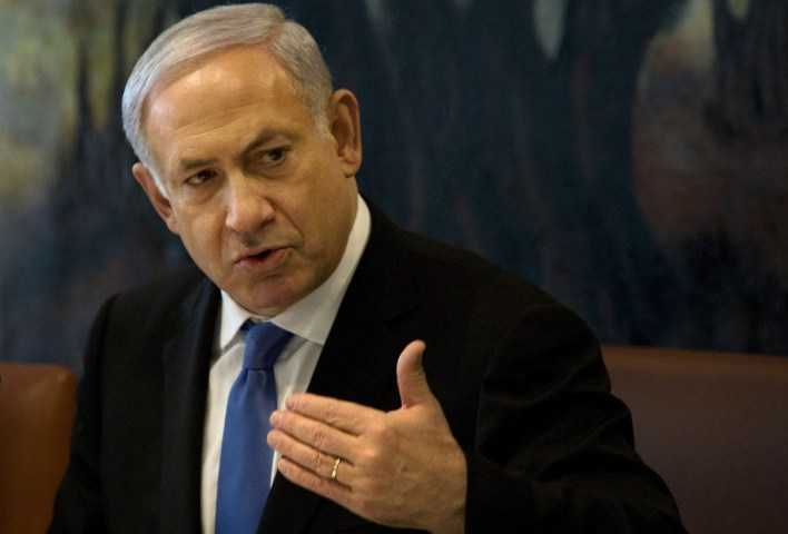 بنيامين نتنياهو: قراره بمهاجمة غزة من الممكن أنه قد ألغى المشروع