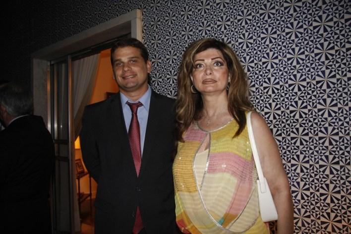 صونيا أبو جودة ونيقولاس رودريغز