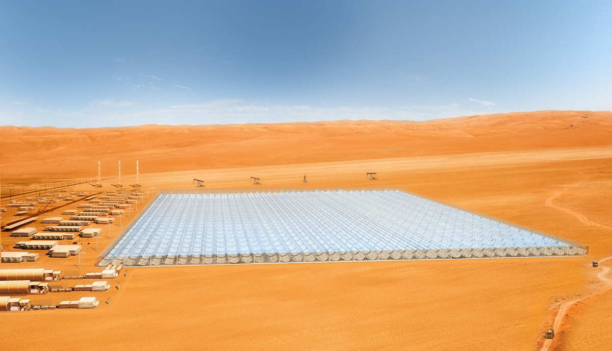 عُمان تُطور عالم الطاقة في أراضيها بواسطة أرقى التقنيات
