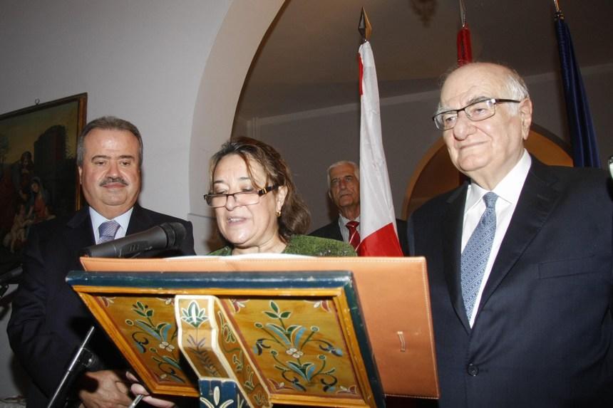 اللبنانيون يشاركون إسبانيا في عيدها الوطني