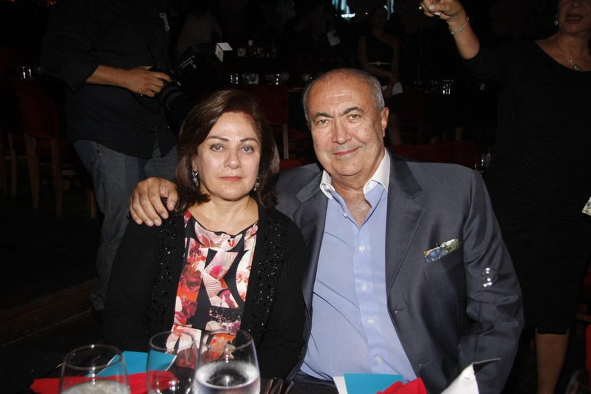 فؤاد ومي مخزومي