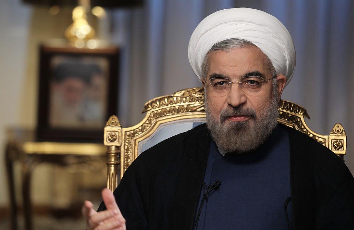 """الرئيس حسن روحاني: شجب الإجراءات """"الغادرة"""" لمنتج رئيسي"""