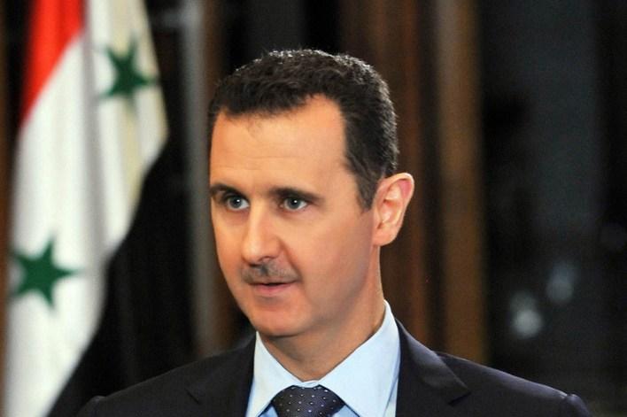 الرئيس بشار الأسد: يبدو أنه سيبقى إلى حين...