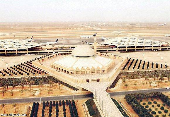 توسيع طاقة مطار الملك خالد إلى 35 مليون راكب