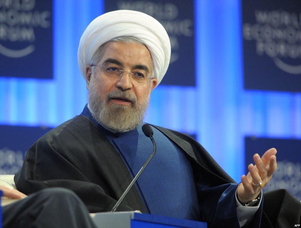 الرئيس حسن روحاني: السعي إلى التوافق مع السعودية أهم له من اليمن