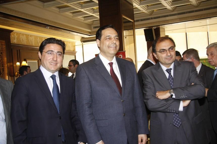 بسام خويس، حسان دياب، فؤاد زمكحل