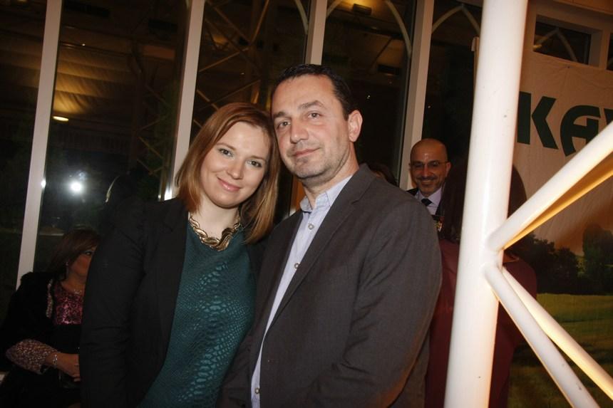سركيس زاد وسينا كاشجيان