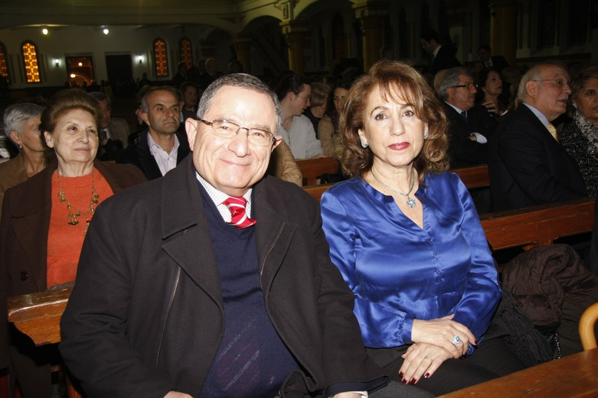 ليلى وإبراهيم طرابلسي
