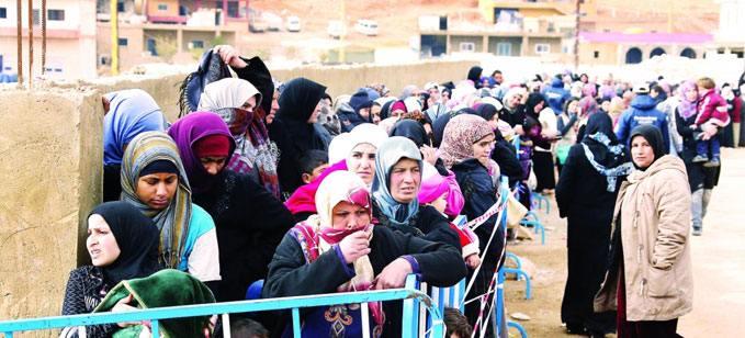 ستة ملايين نسمة في لبنان نصفهم