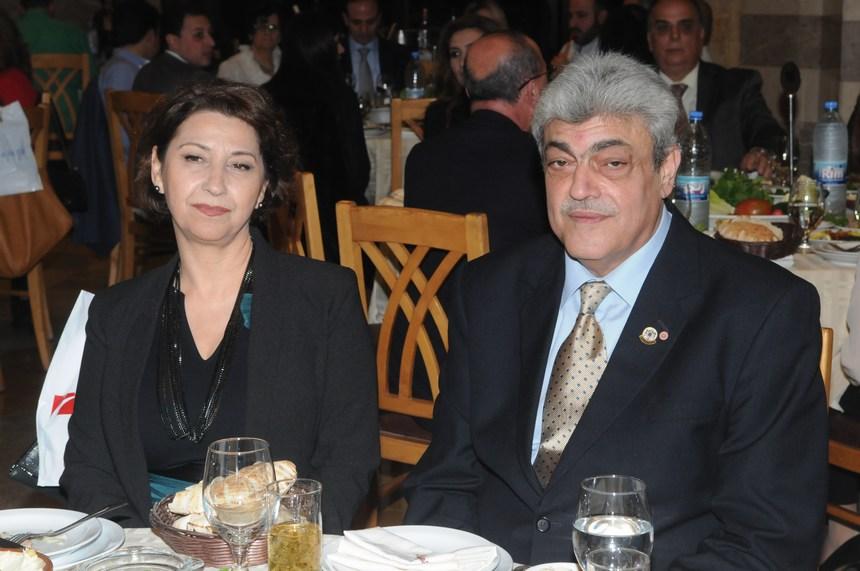 مارون وفيفيان أبو رجيلي