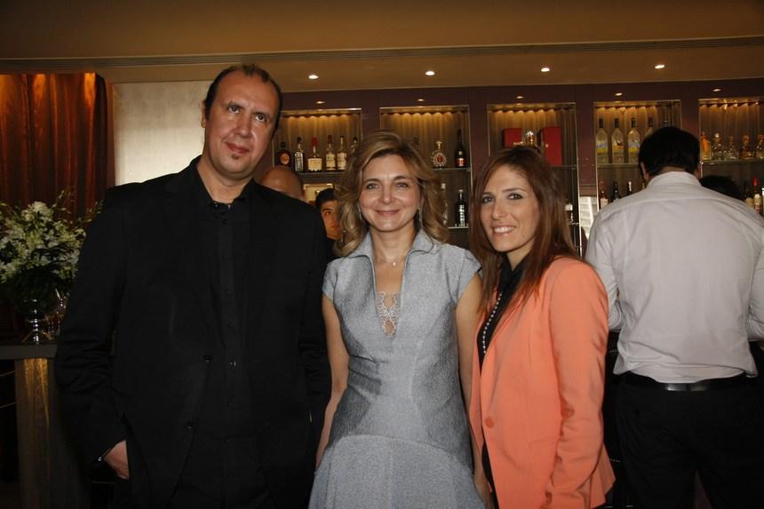 ميراي شويري، آنا وطوني ورد