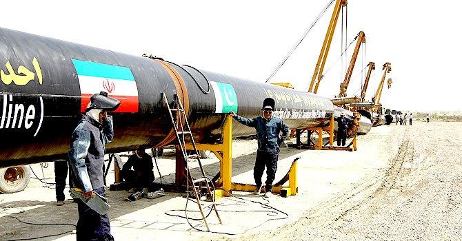 خط أنابيب الغاز بين إيران وباكستان سيصبح واقعاً