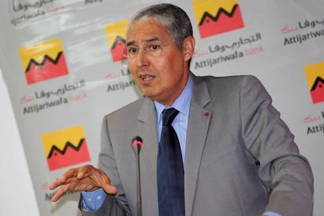 """رئيس مجلس إدارة """"التجاري وفا بنك محمد الكتاني: التوسع الخارجي للبنوك مطلوب"""