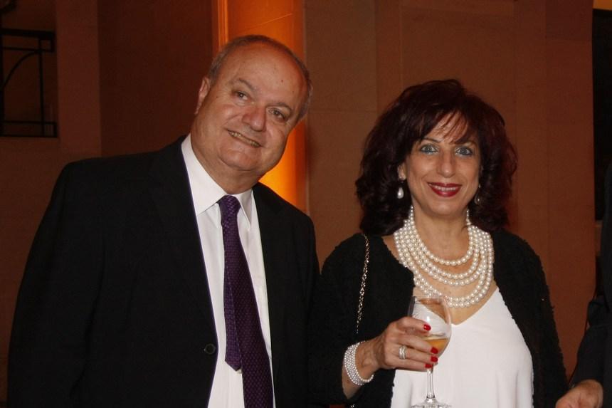 مايا وجورج نجار