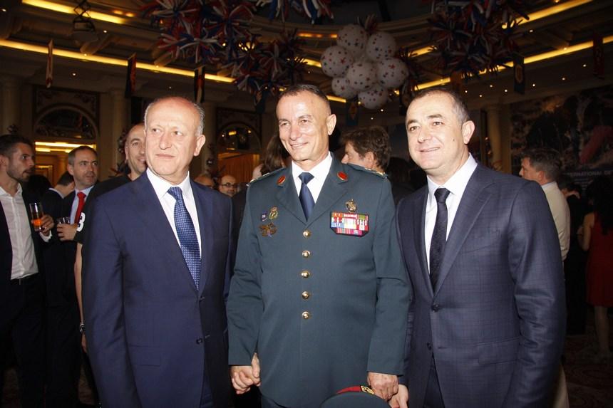 اللبنانيون يحتفلون بعيد إستقلال أميركا