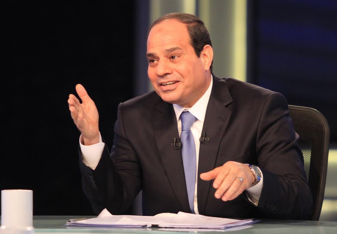 الرئيس عبد الفتاح السيسي: نظامه مستمر