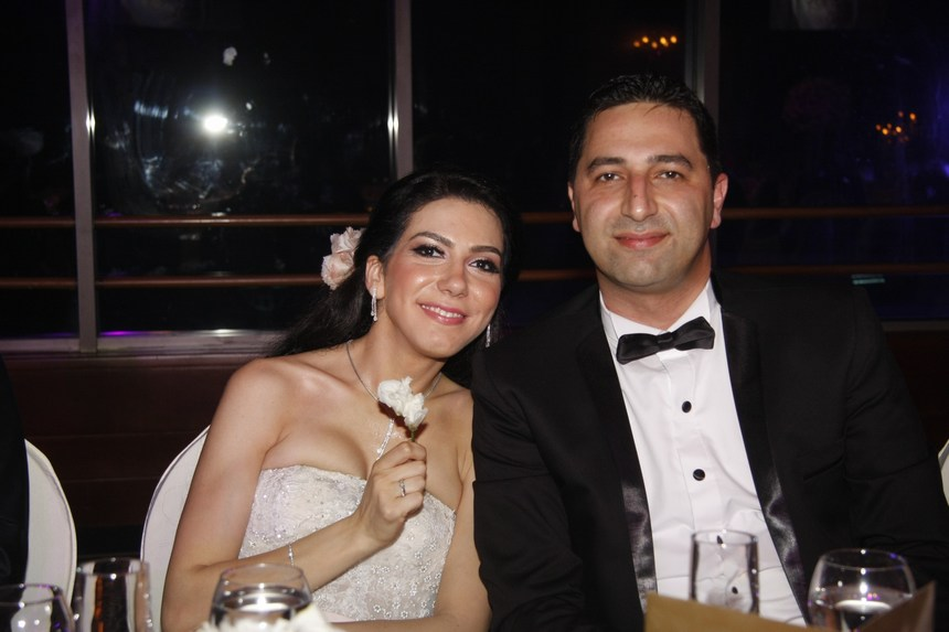 ألف مبروك سامر وكارين