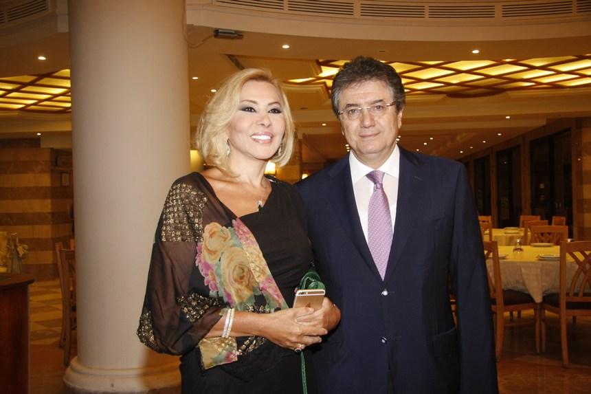 ماغي وجوزيف شامي
