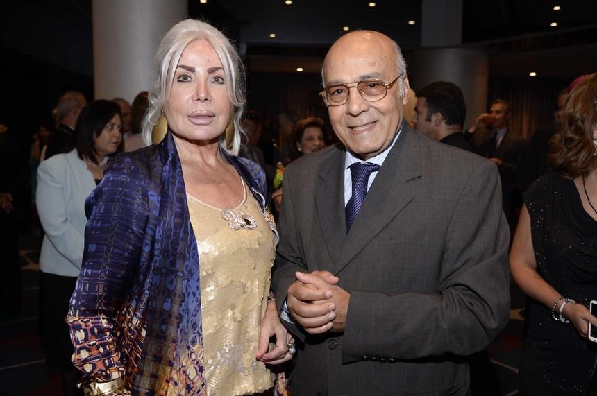 محمد قباني وليلى كرامي