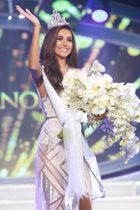 ملكة جمال لبنان 2015