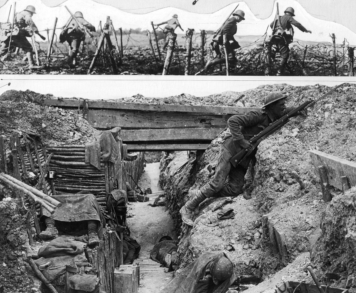 مئة عام وعام على الحرب العالمية الأولى