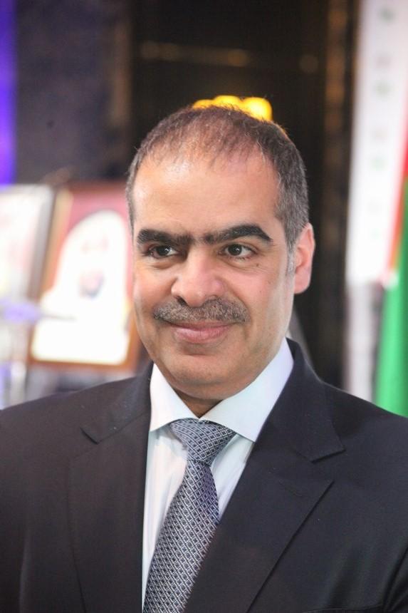 سفير البحرين الشيخ فواز محمد آل خليفة