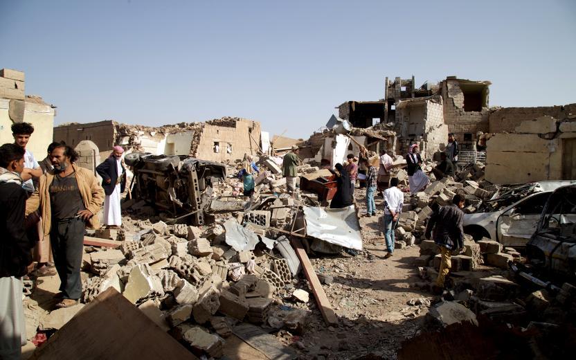 نصف سكان اليمن يواجه تبعات غياب الأمن الغذائي