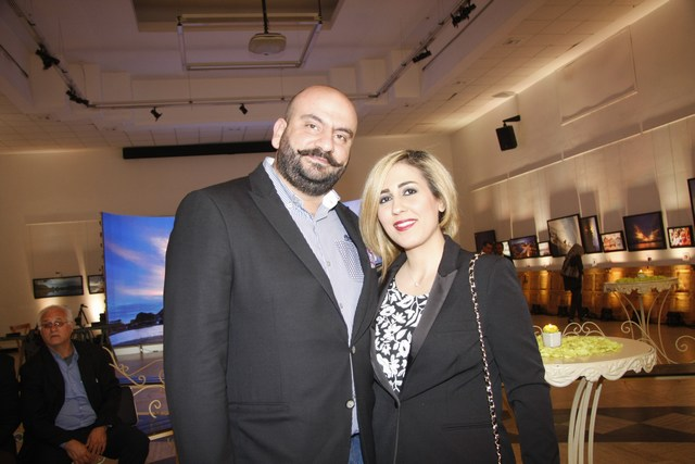 رامونا وجورج رعد