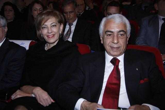 السفير جورج وأولغا سيام