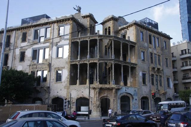 """""""بيت بيروت"""": حاضن الذاكرة الجماعية"""