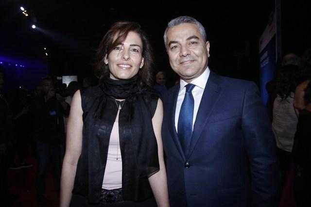 مروان وميراي حايك