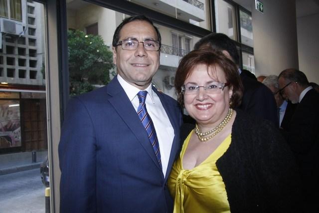 زينة ونديم أبو رزق