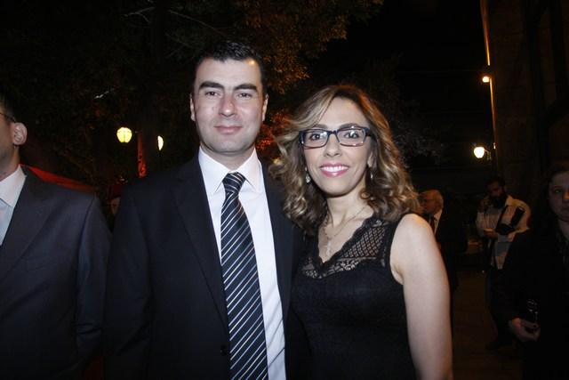 رانيا وعمر الراسي