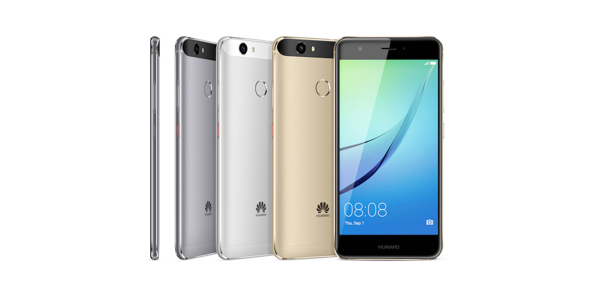 هواوي تطرح أول هاتفين من سلسلة Nova الجديدة في معرض إيفا 2016