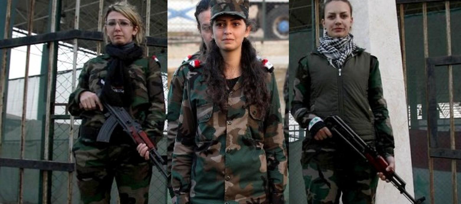 مُجنّدات جيش الأسد يتعرضن للتحرش الجنسي