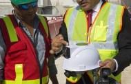 جامعة قطر تطوّر خوذة لتبريد رؤوس العمال في فصل الصيف