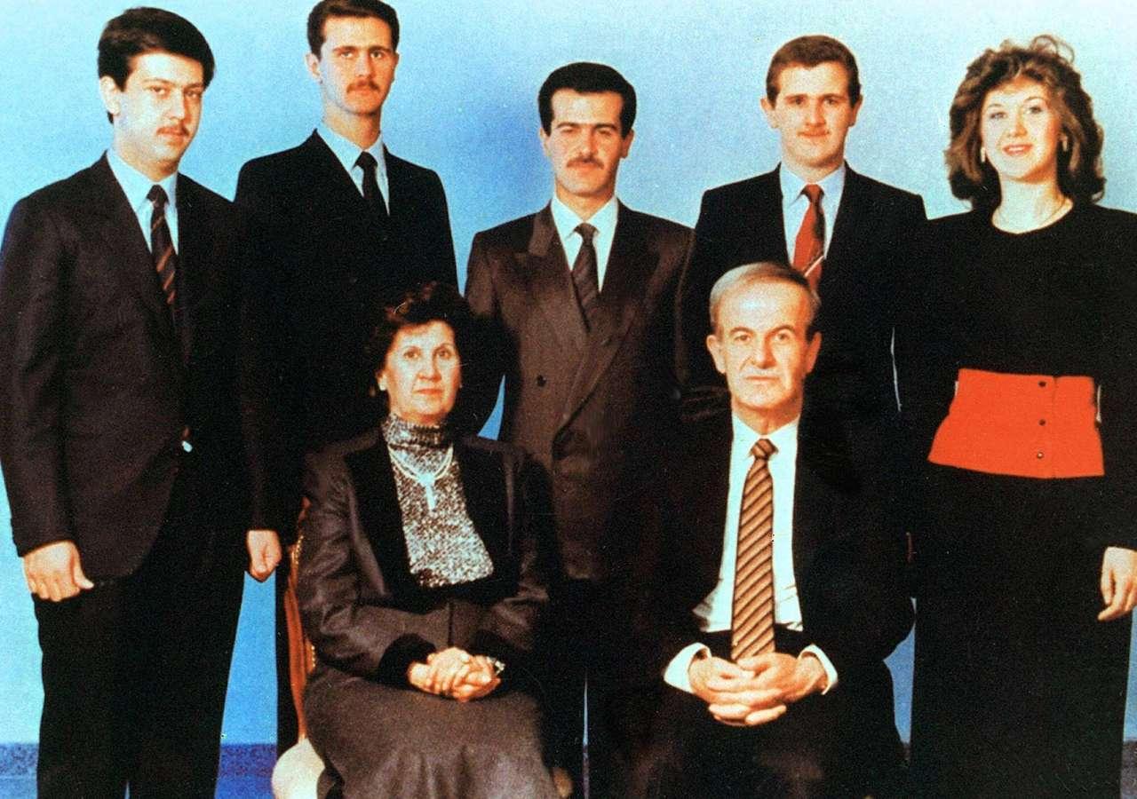 كيف عادت عائلة الأسد تسعة رؤساء أميركيين