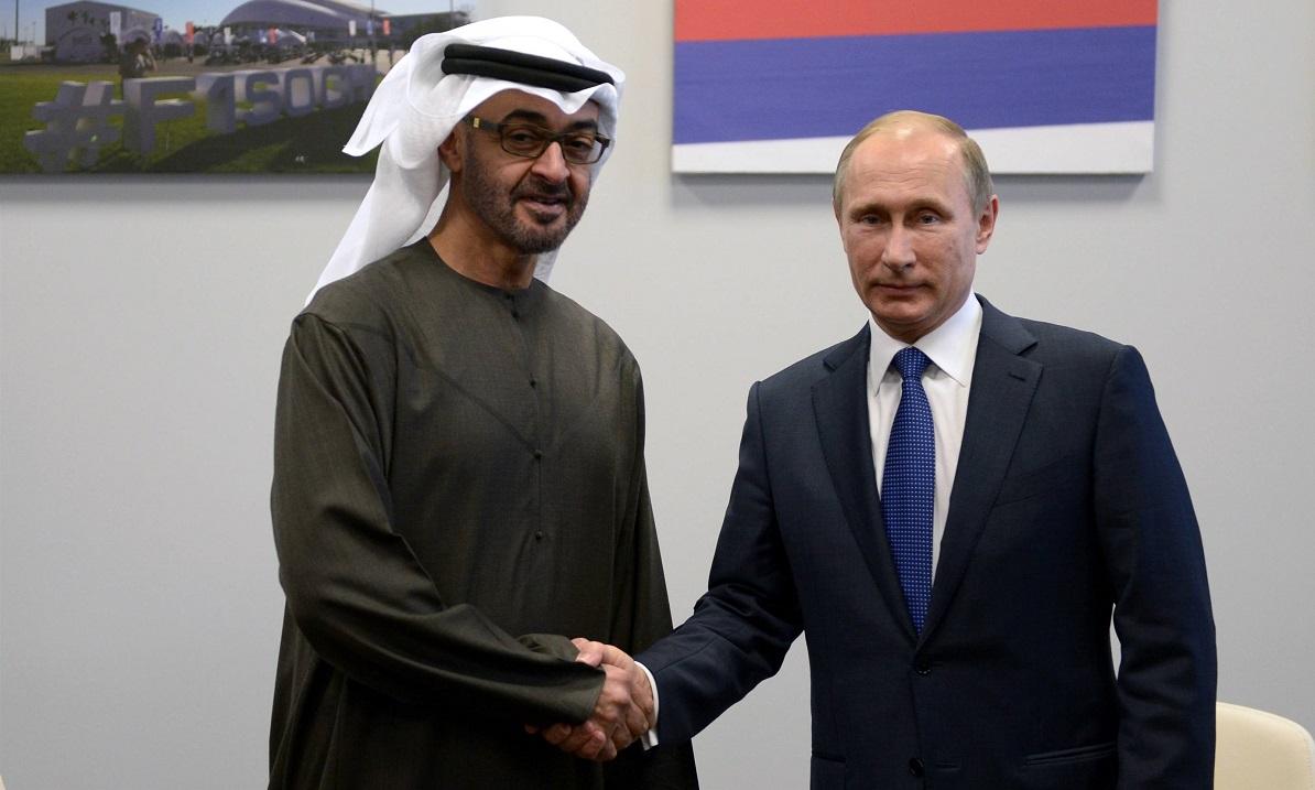 الجغرافيا السياسية تحرّك روسيا أقرب إلى دولة الإمارات