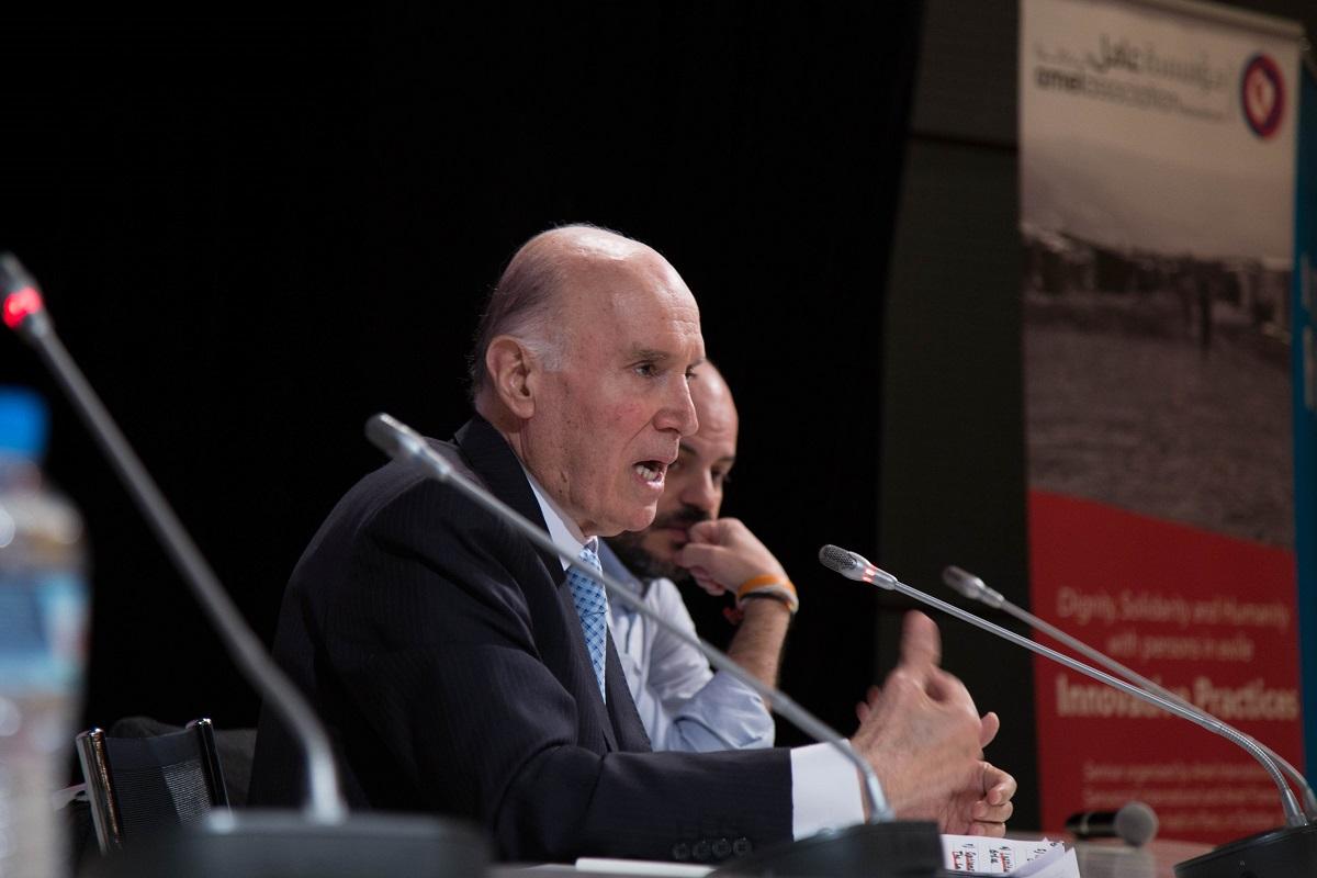 مؤسسة عامل اللبنانية مرشحة لجائزة نوبل للسلام