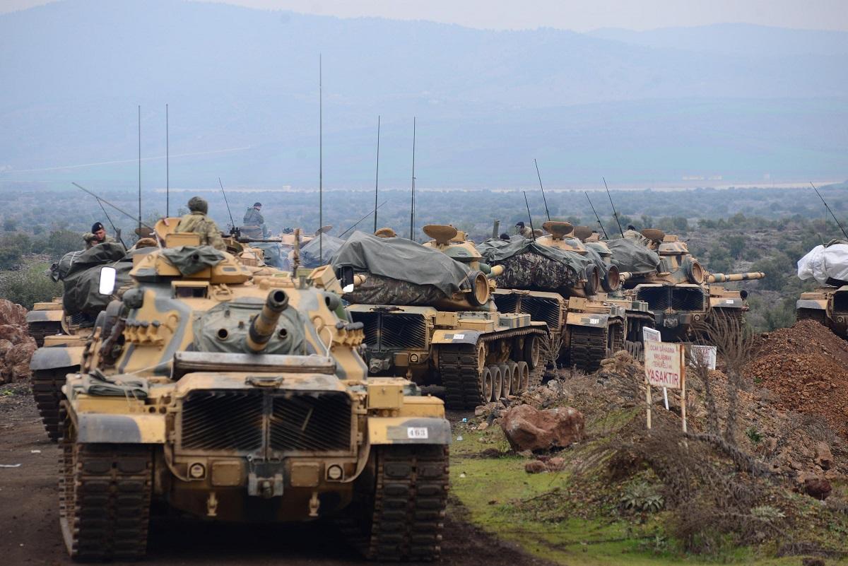 عملية عفرين التركية في سوريا تُهددّ بتدهور العلاقات مع أميركا وفرط الحلف الأطلسي